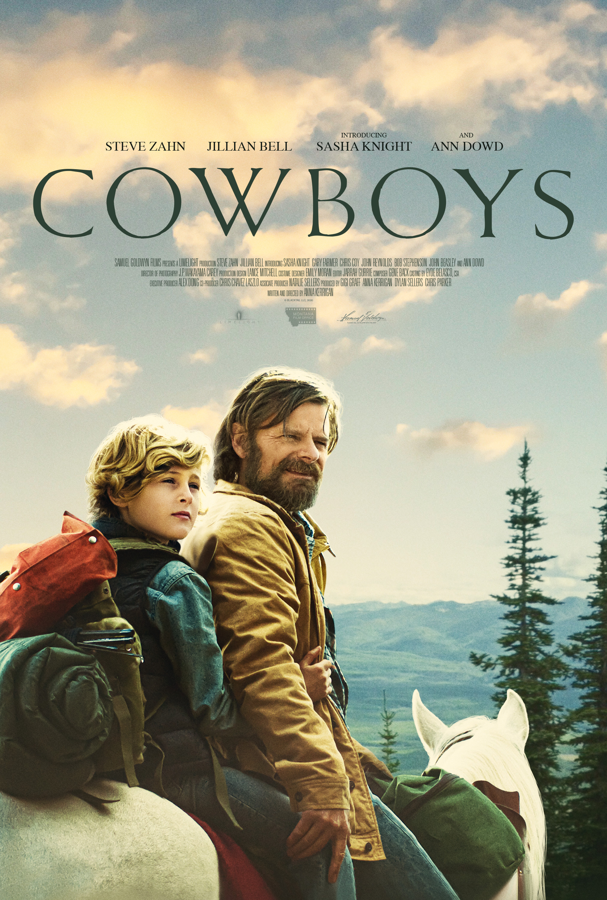 Poster for Cowboys