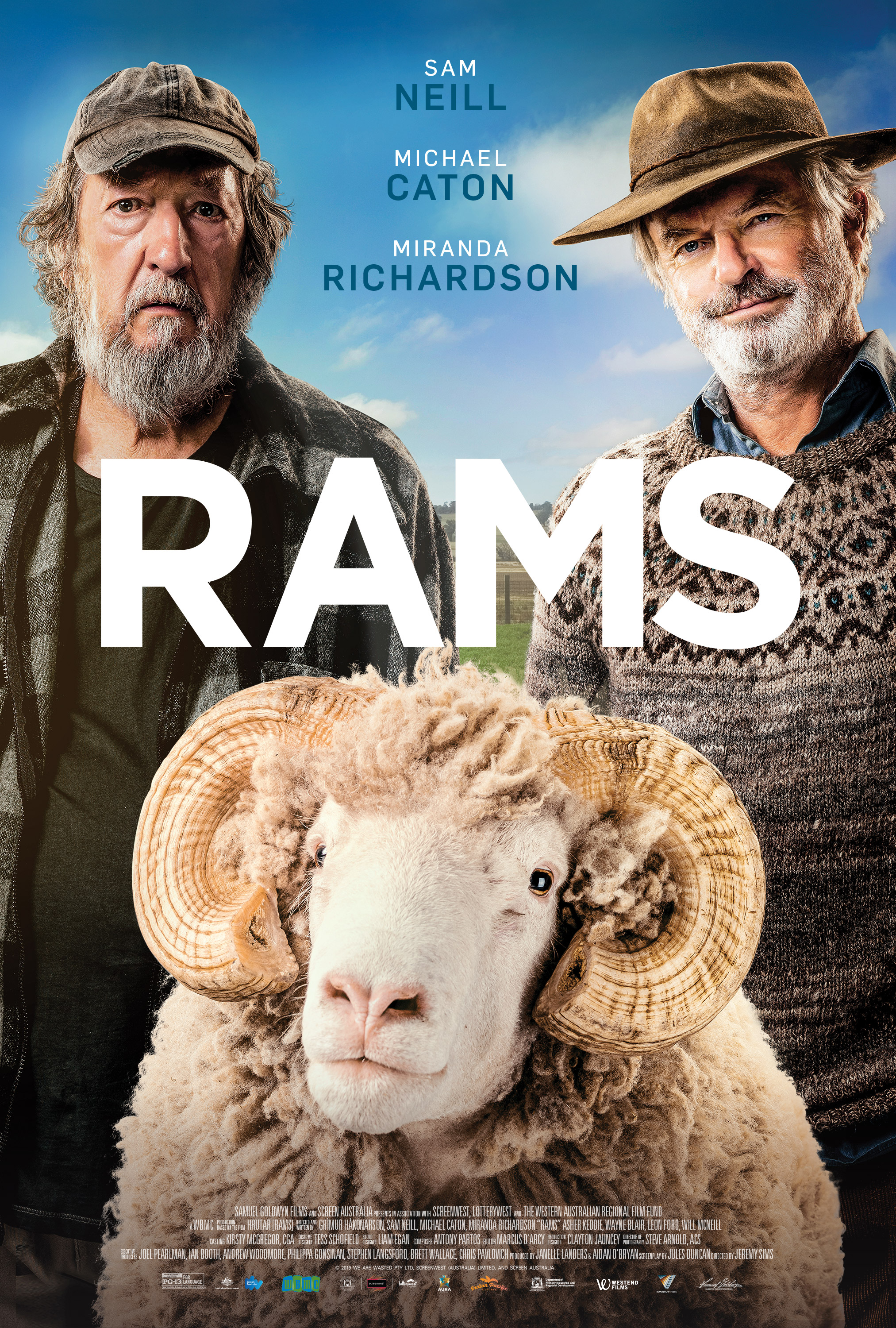 Poster for Rams