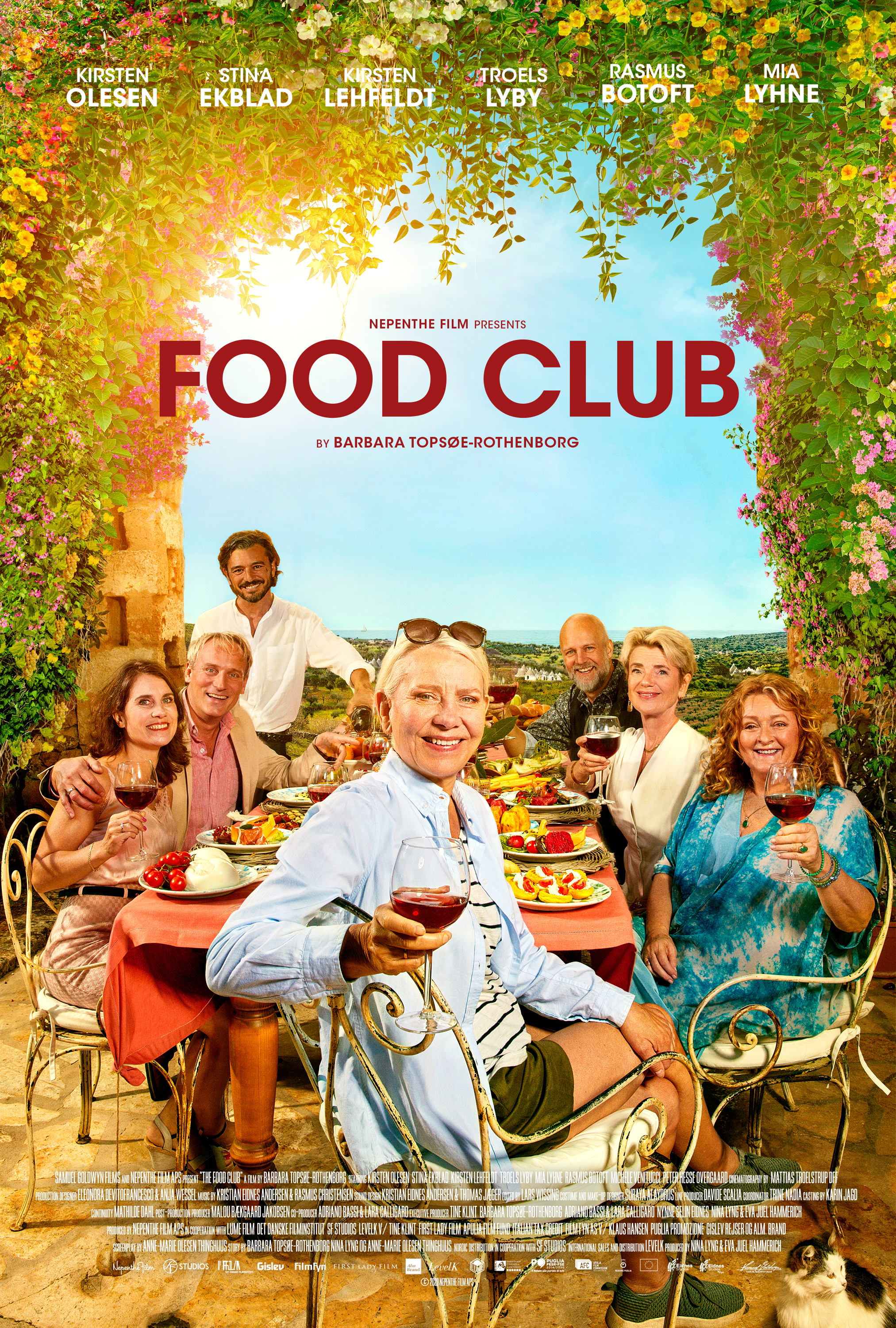 Poster for Food Club