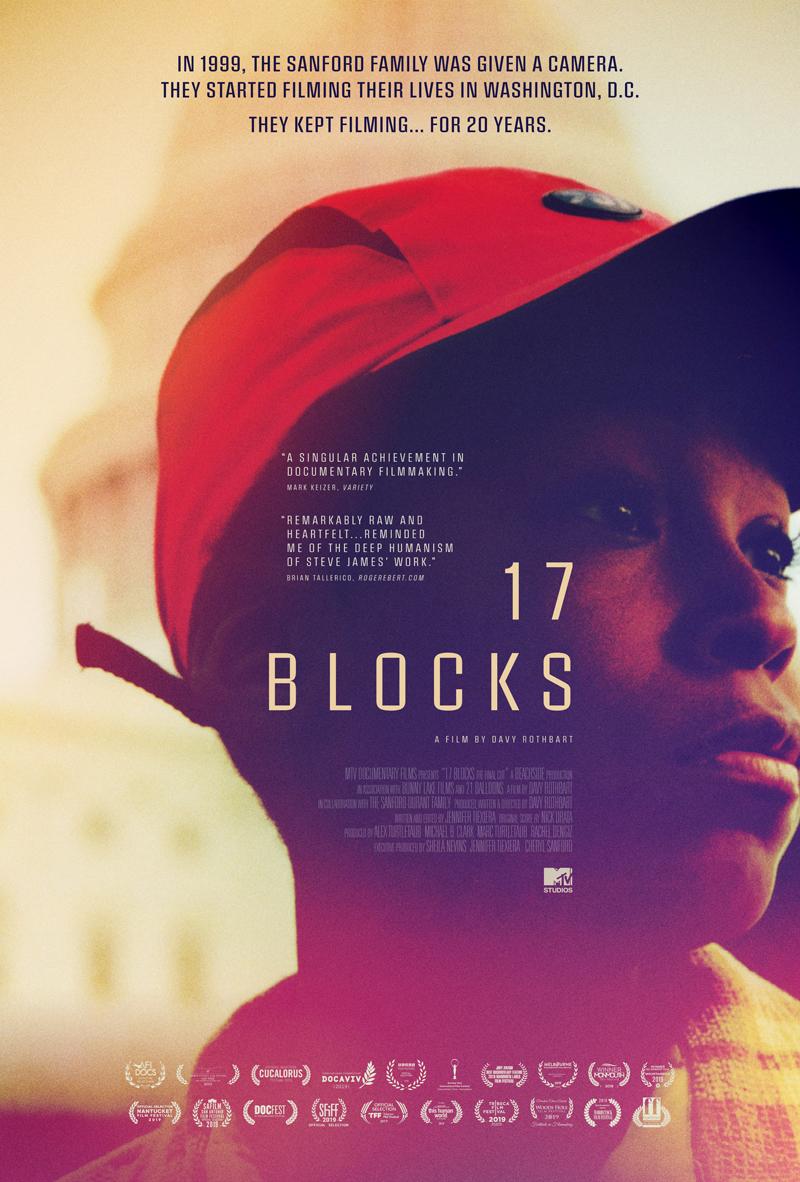 Poster for 17 Blocks (2019)