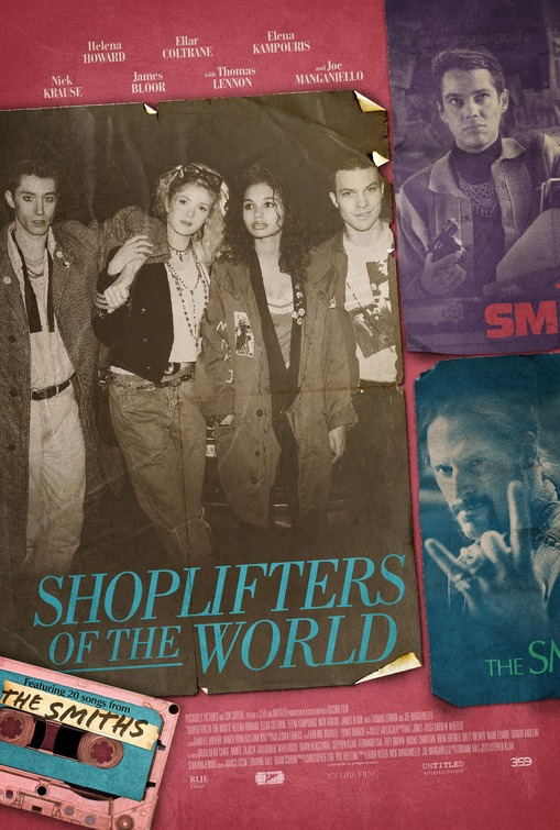 Poster for Shoplifters of the World