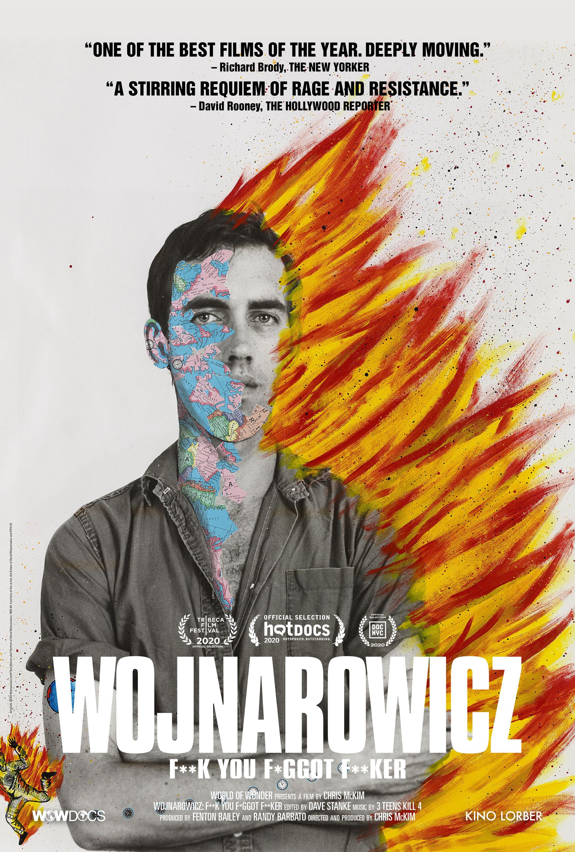 Poster for Wojnarowicz
