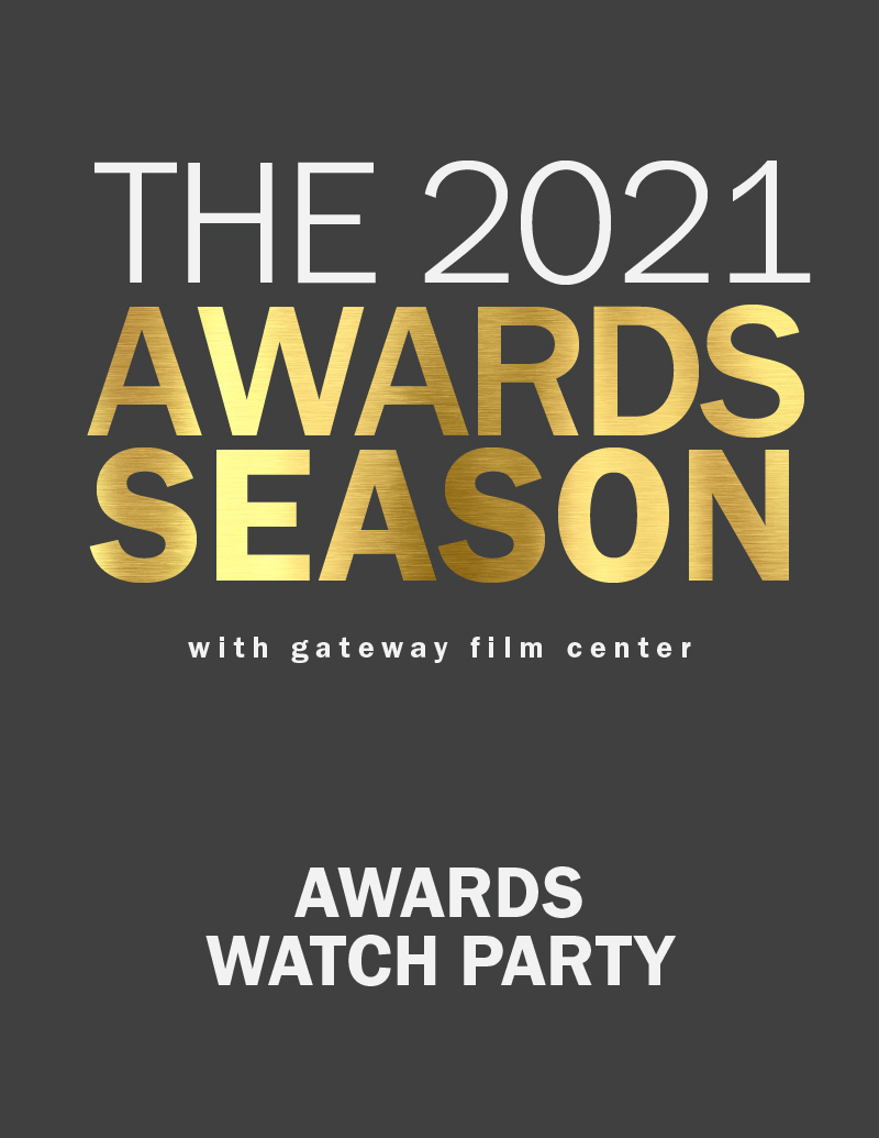 Poster for Awards Season Watch Party