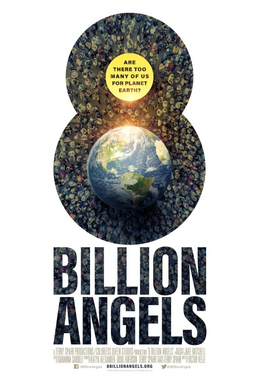Poster for 8 Billion Angels