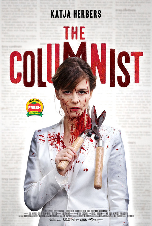 Poster for The Columnist