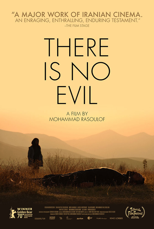Poster for There is No Evil