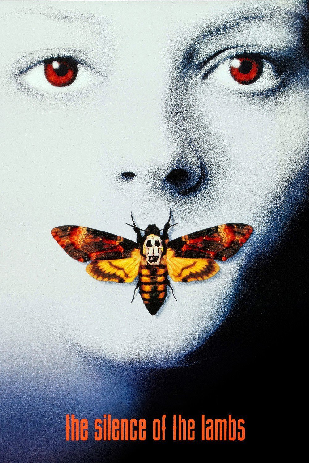 Poster for The Silence of the Lambs (1991) 4K Restoration