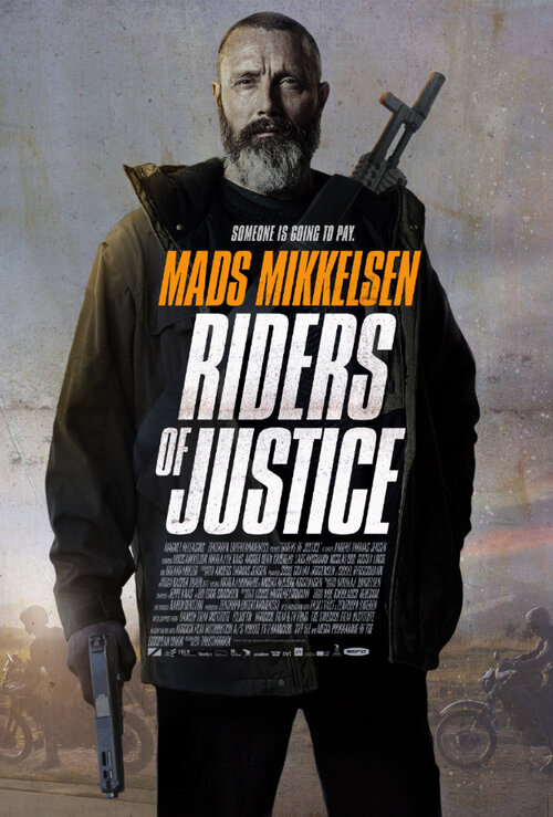 Poster for Riders of Justice