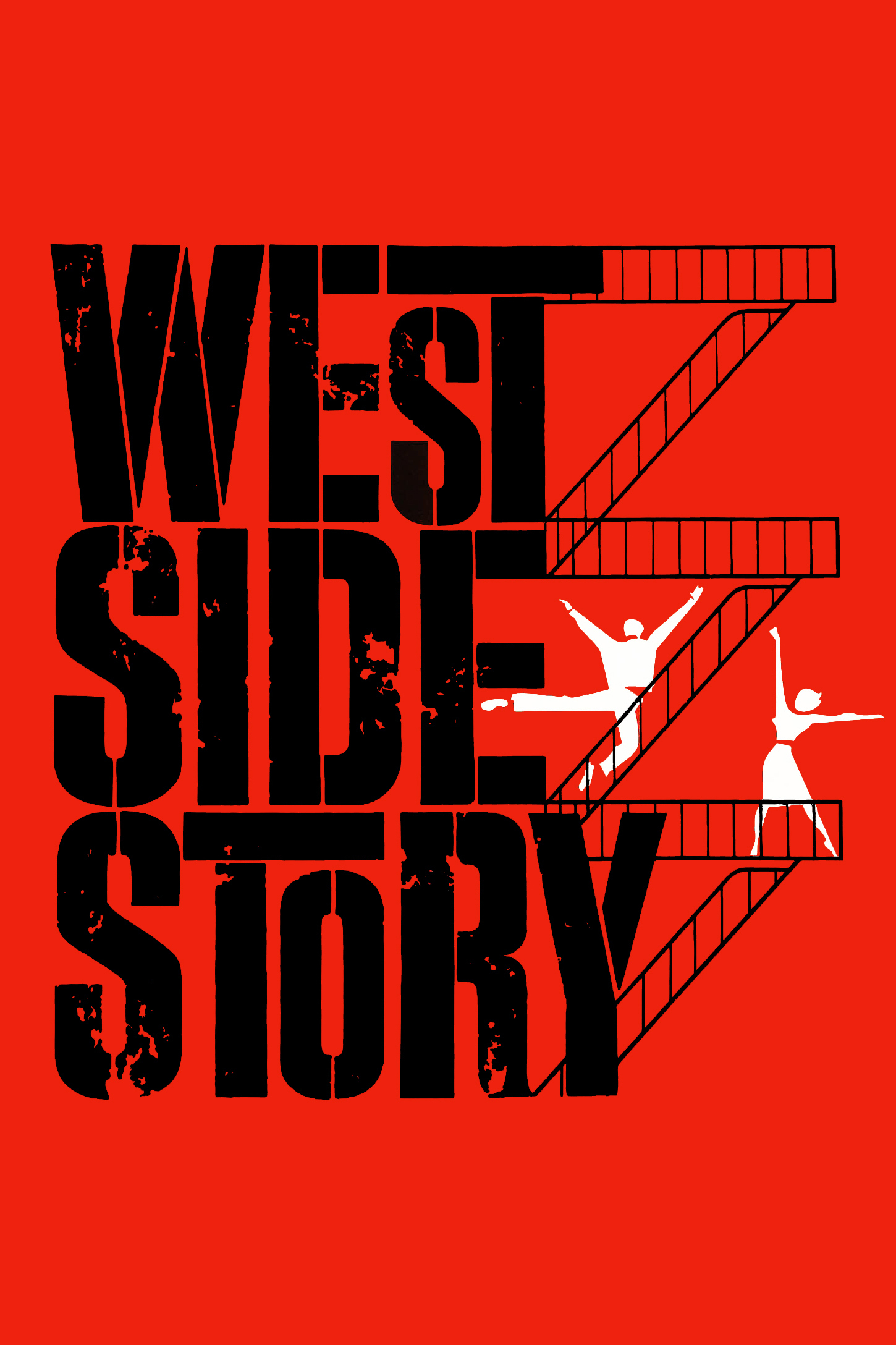 Poster for West Side Story (1961) in 70mm
