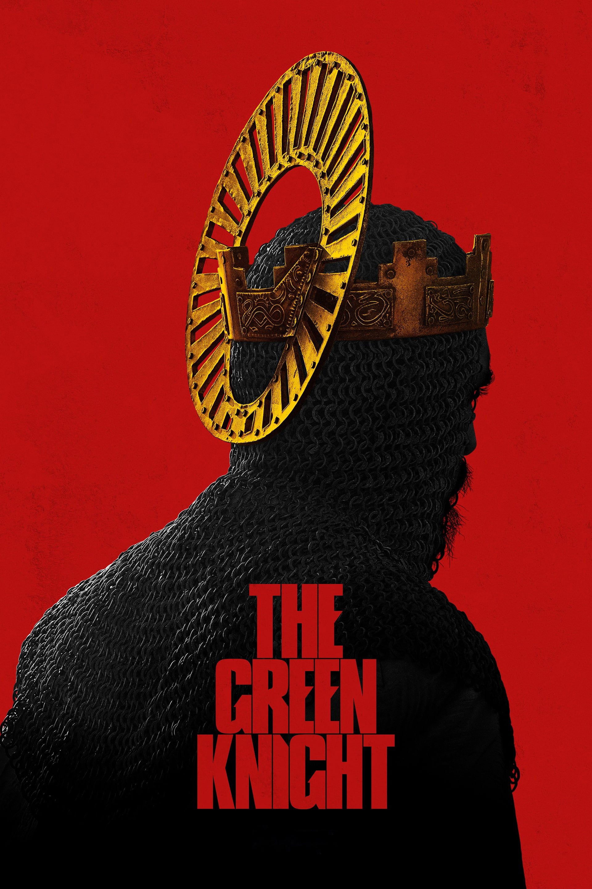 Poster for The Green Knight (2021)