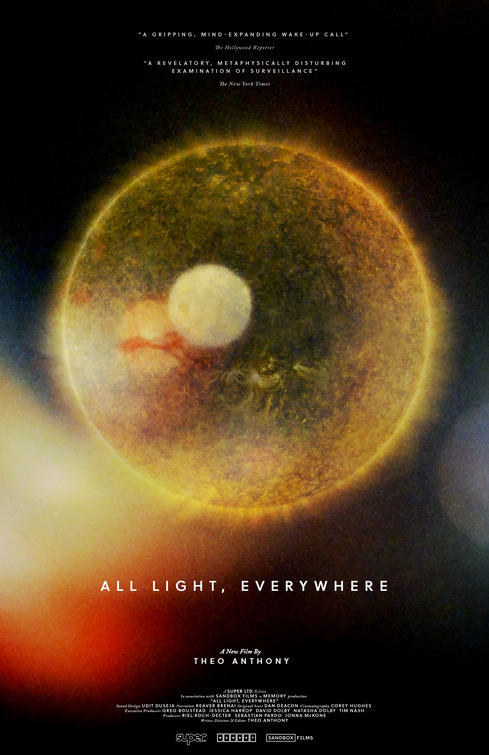 Poster for All Light, Everywhere