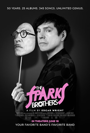 Poster for The Sparks Brothers