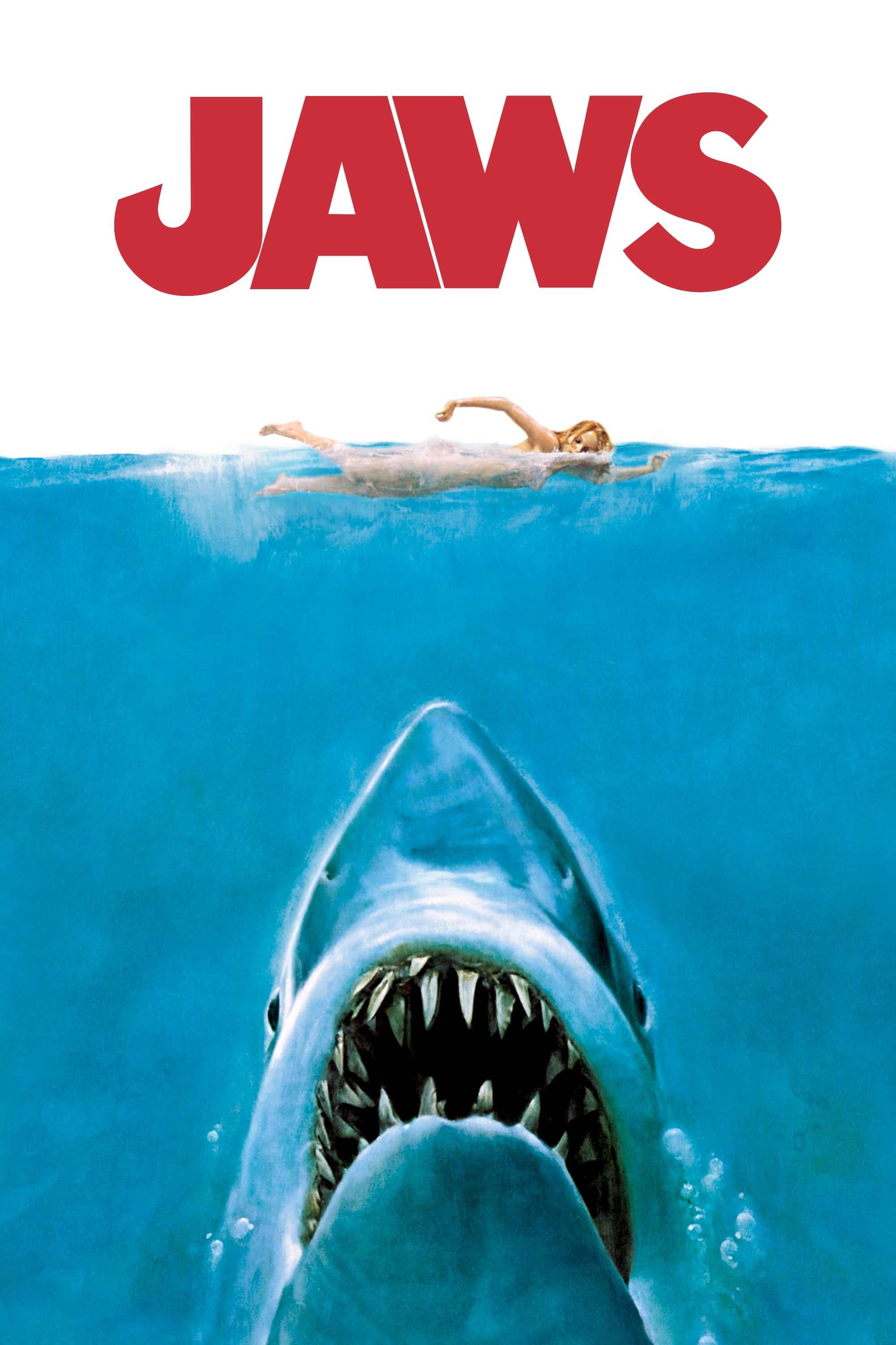 Poster for Jaws (1975)