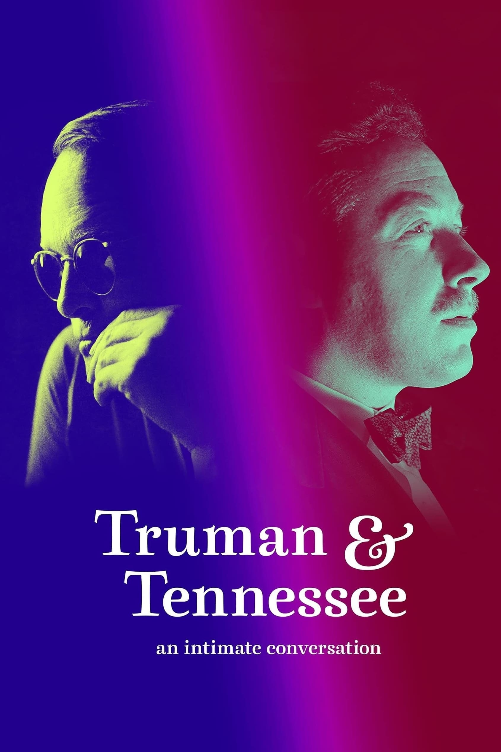 Poster for Truman & Tennessee: An Intimate Conversation