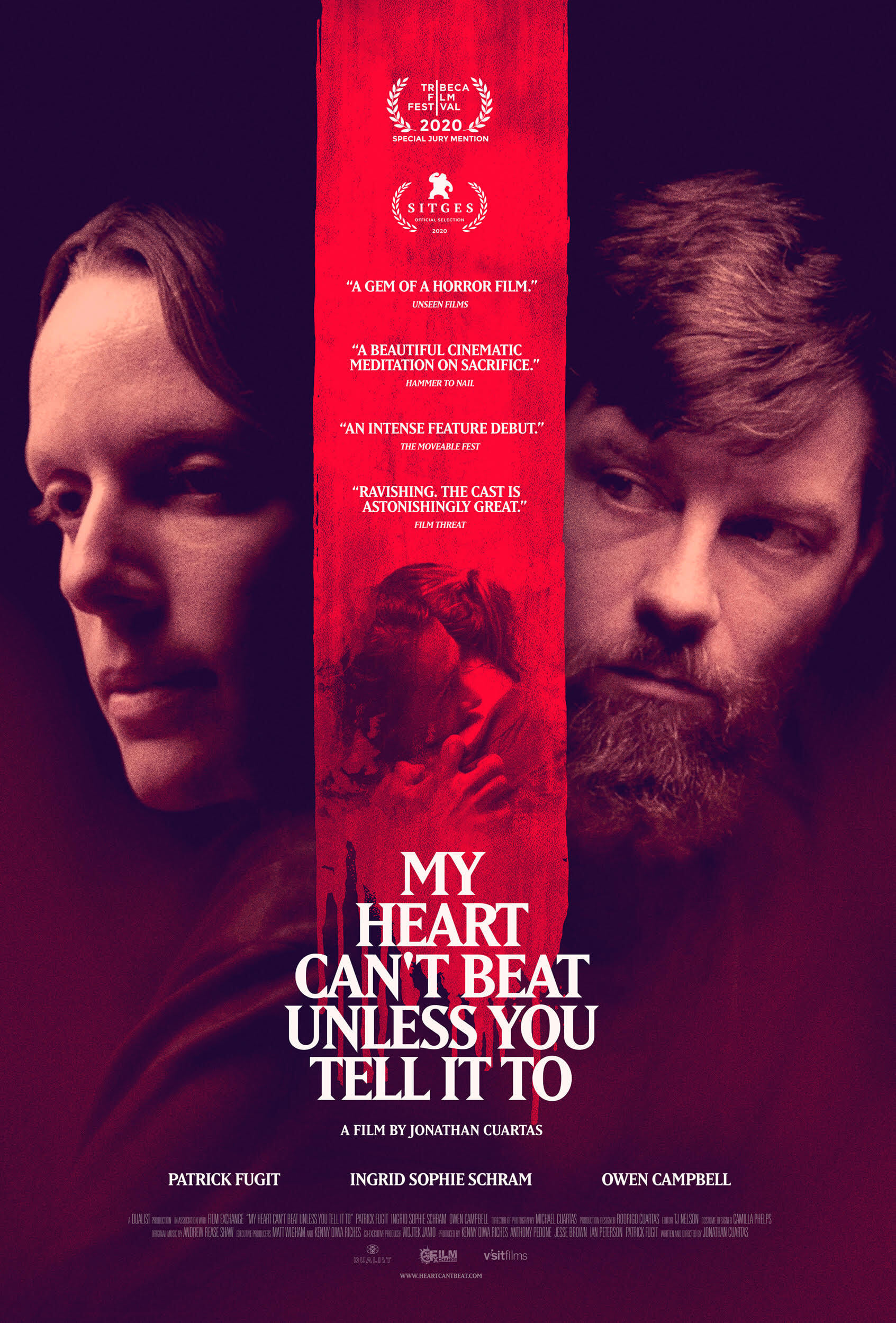 Poster for My Heart Can't Beat Unless You Tell It To