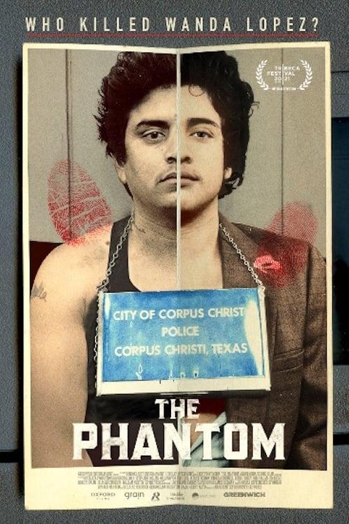 Poster for The Phantom