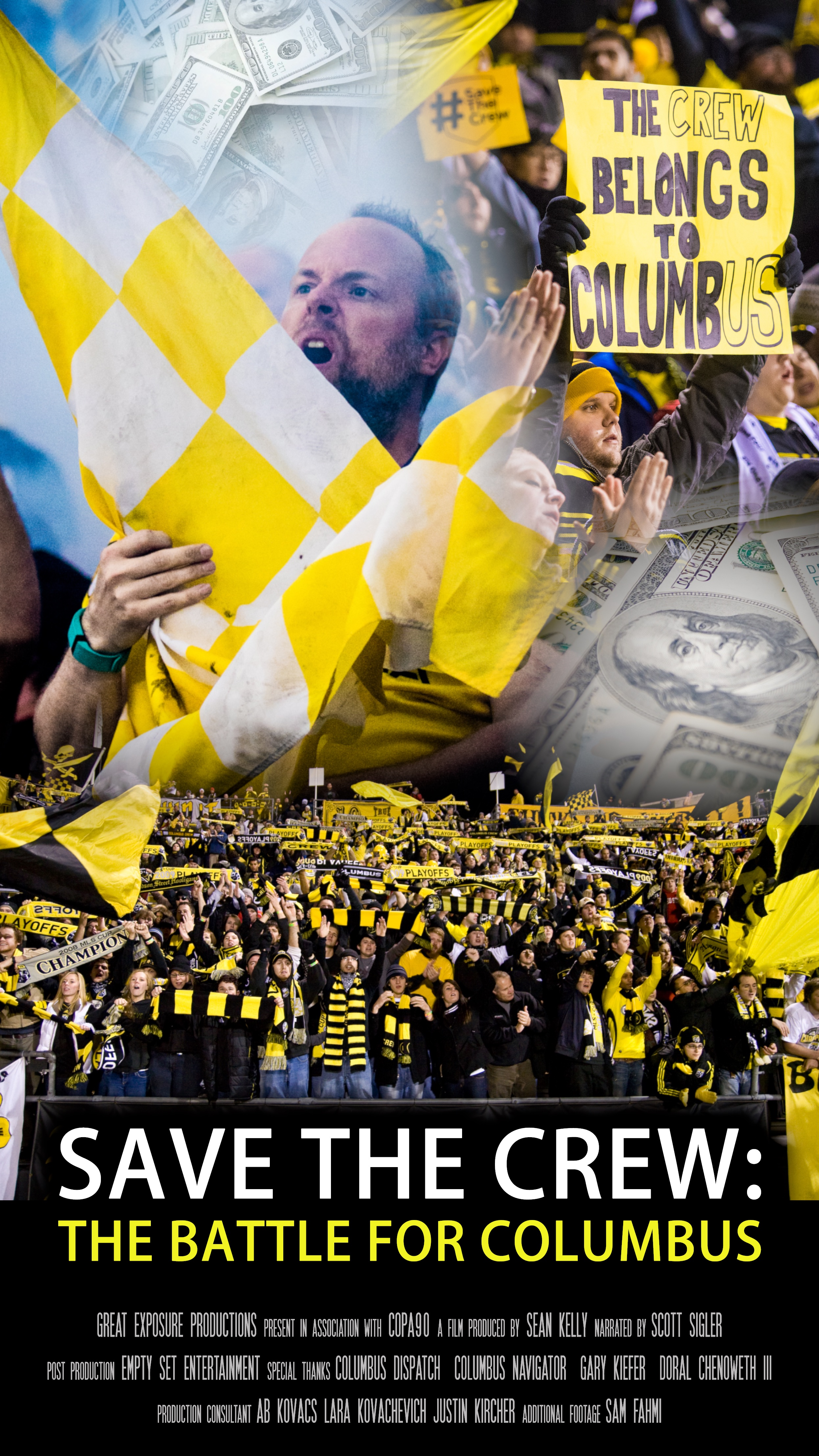 Poster for Save The Crew: The Battle for Columbus