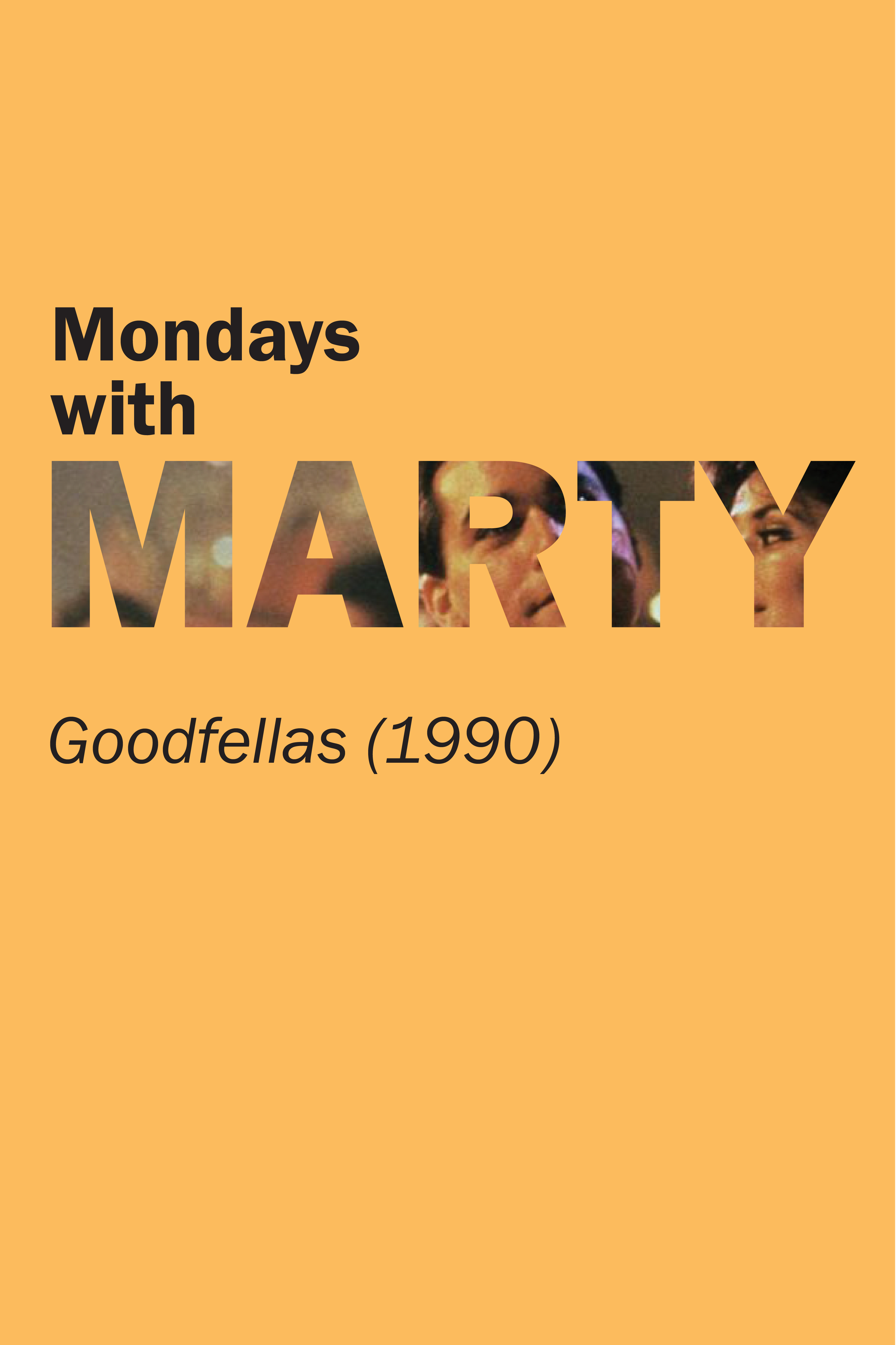 Poster for GoodFellas (1990)