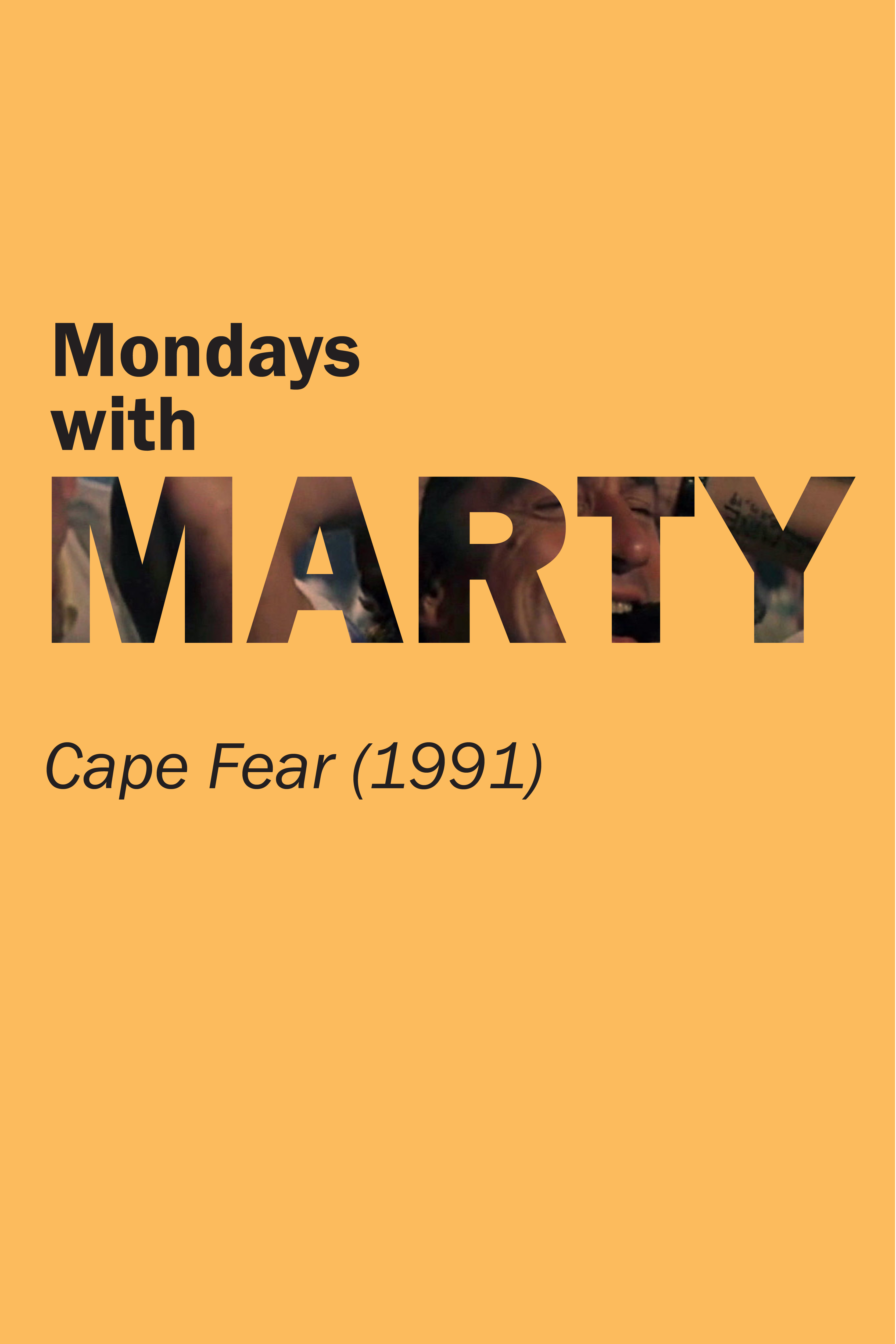 Poster for Cape Fear (1991) 30th anniversary