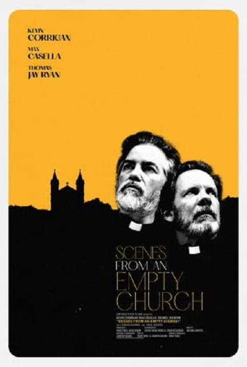 Poster for Scenes from an Empty Church (2021)