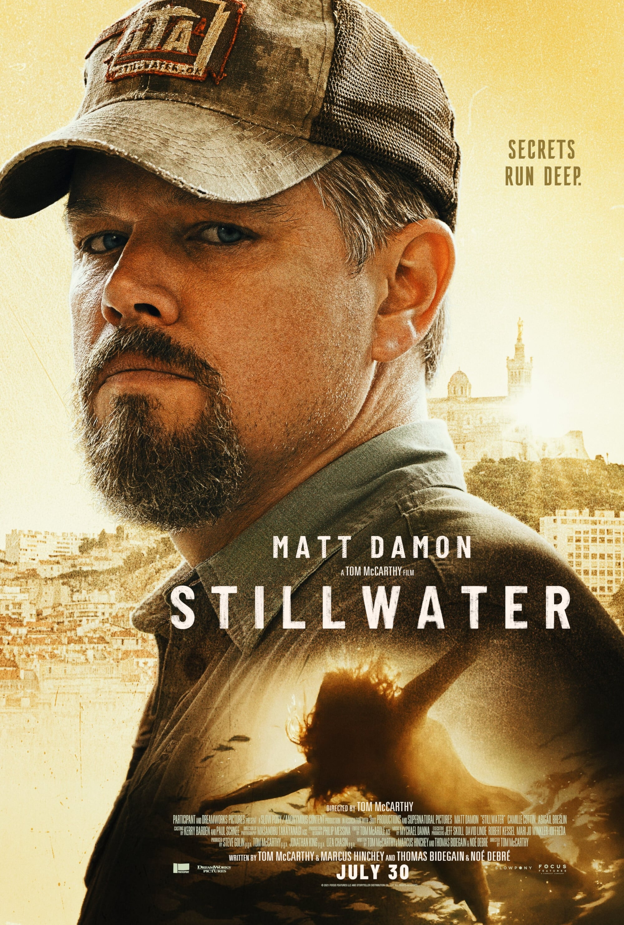 Poster for Stillwater (2021)