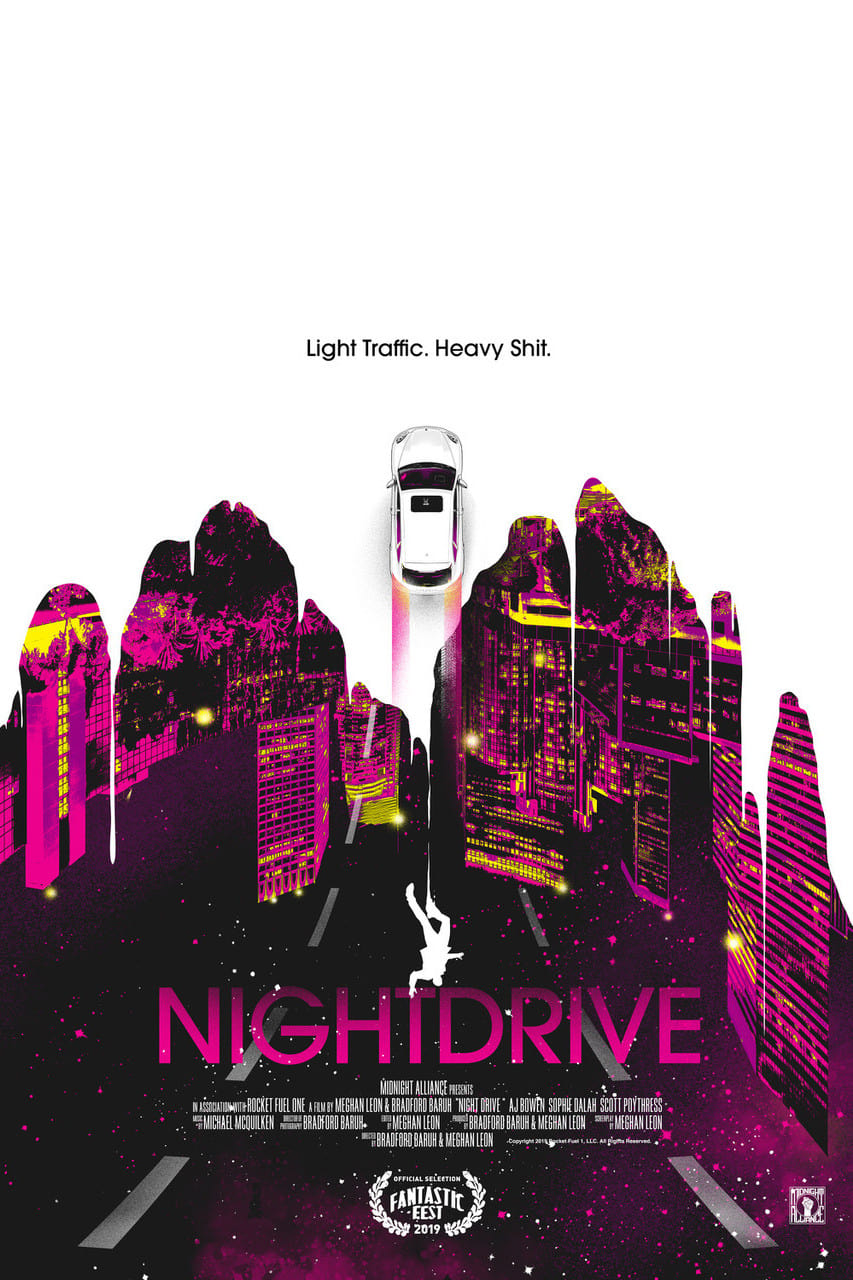 Poster for Night Drive (2021)