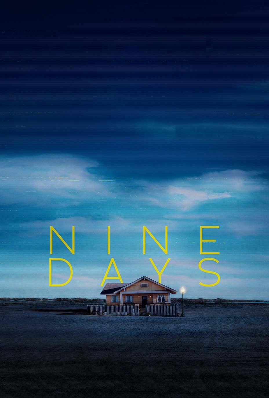 Poster for Nine Days (2021)