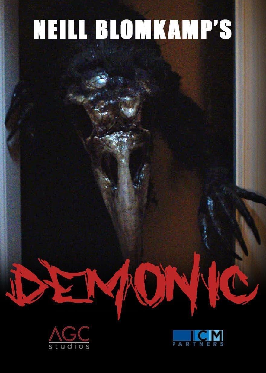 Poster for Demonic (2021)