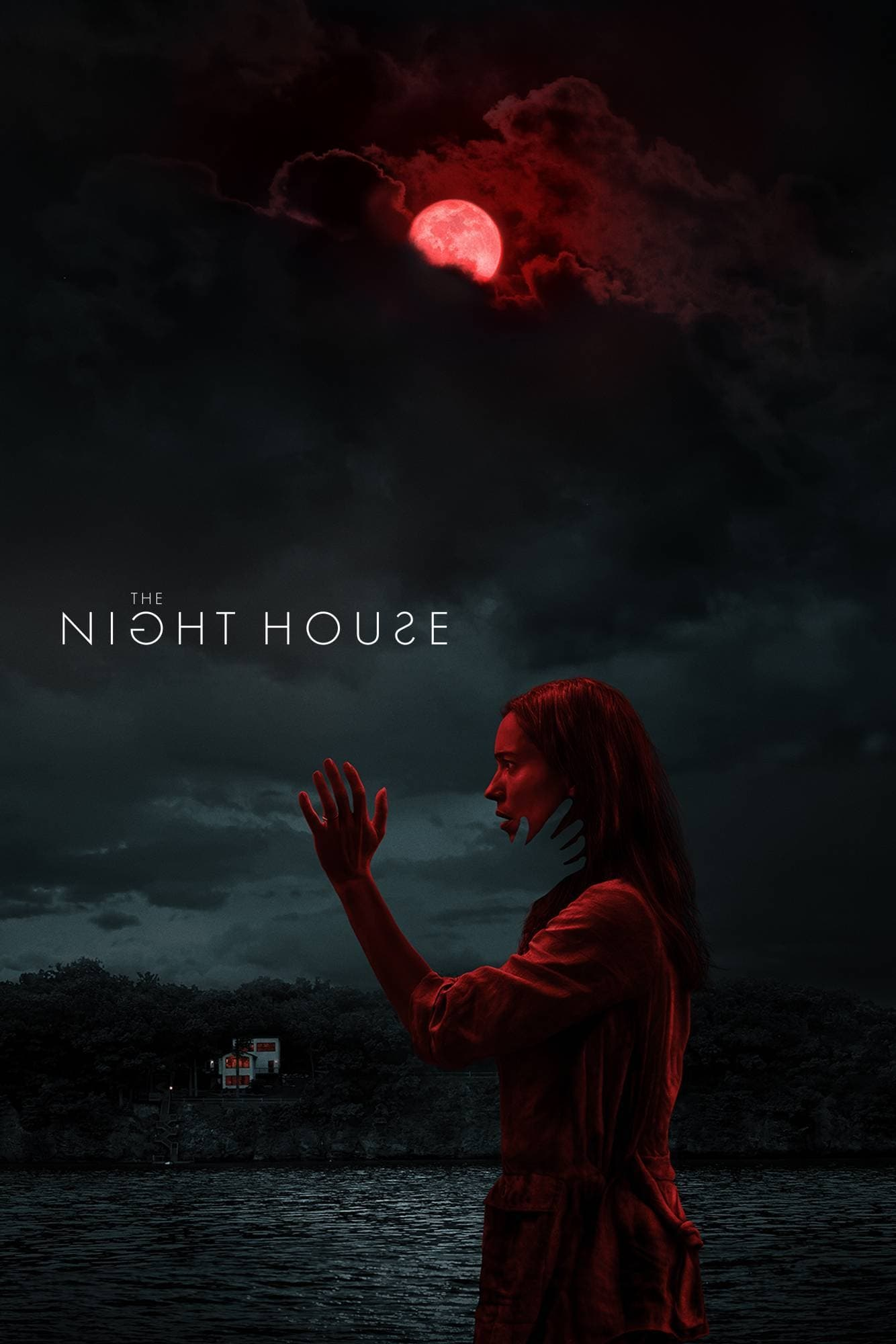 Poster for The Night House (2021)
