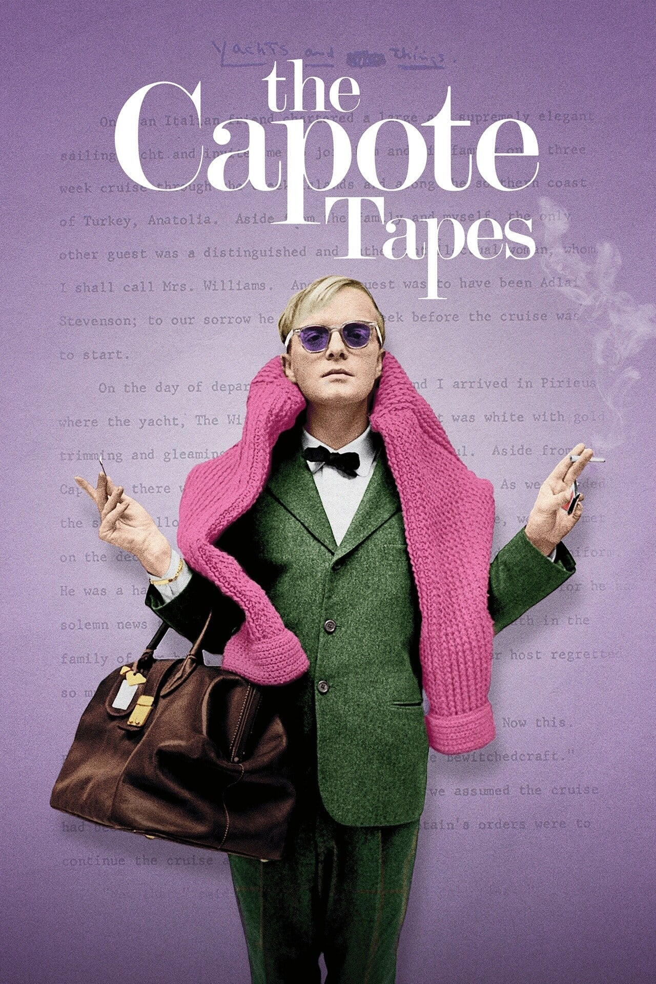 The Capote Tapes (2021)