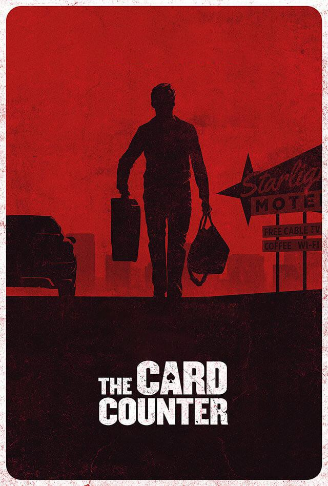 Poster for The Card Counter (2021)