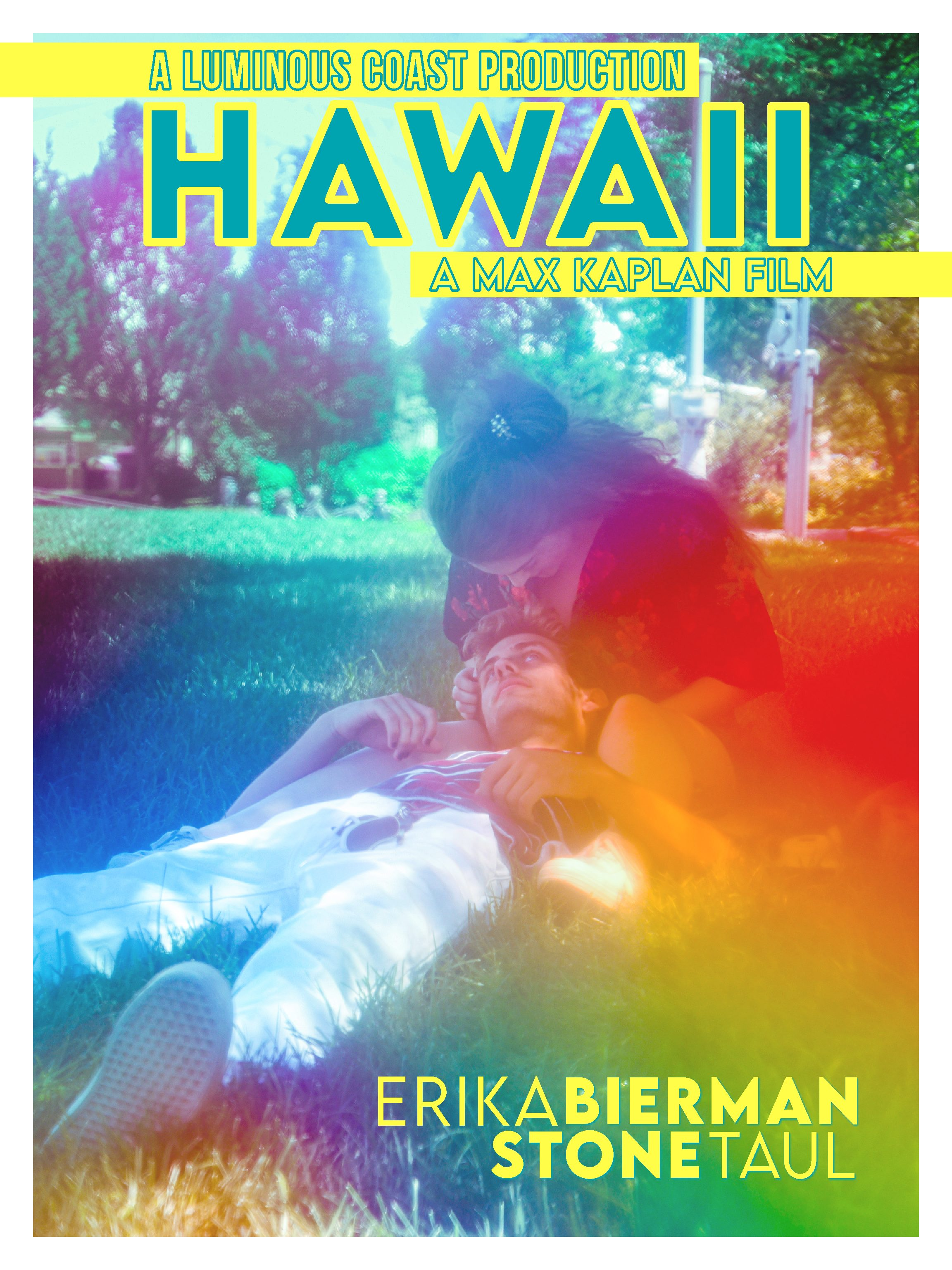 Poster for Hawaii (2021)