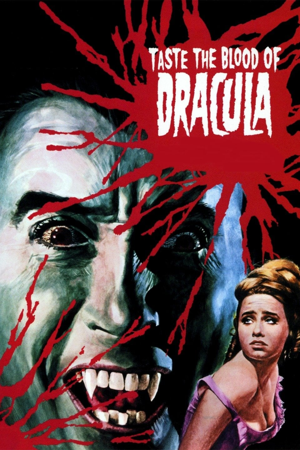 Poster for Taste the Blood of Dracula (1970)