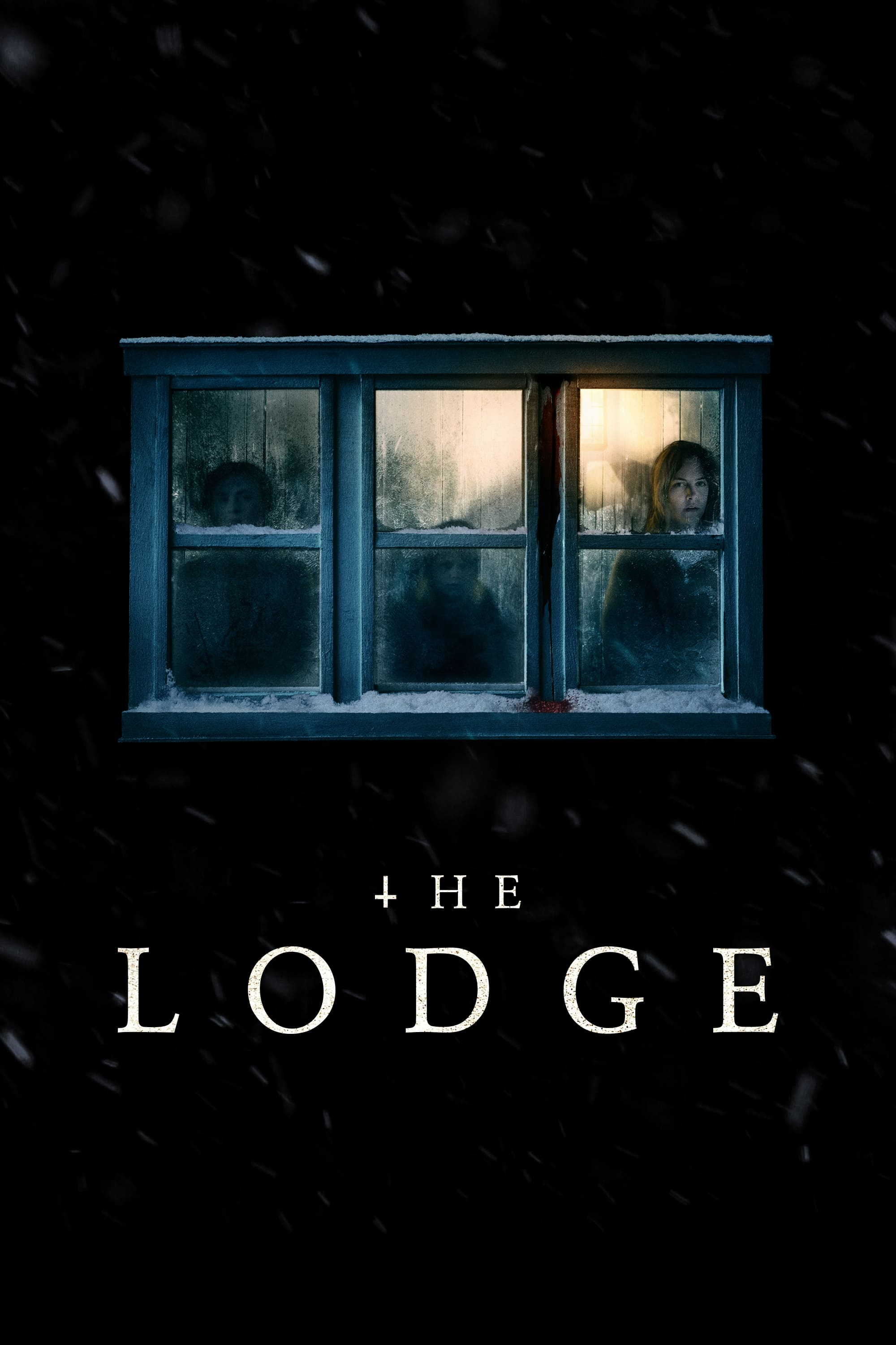 Poster for The Lodge (2019)