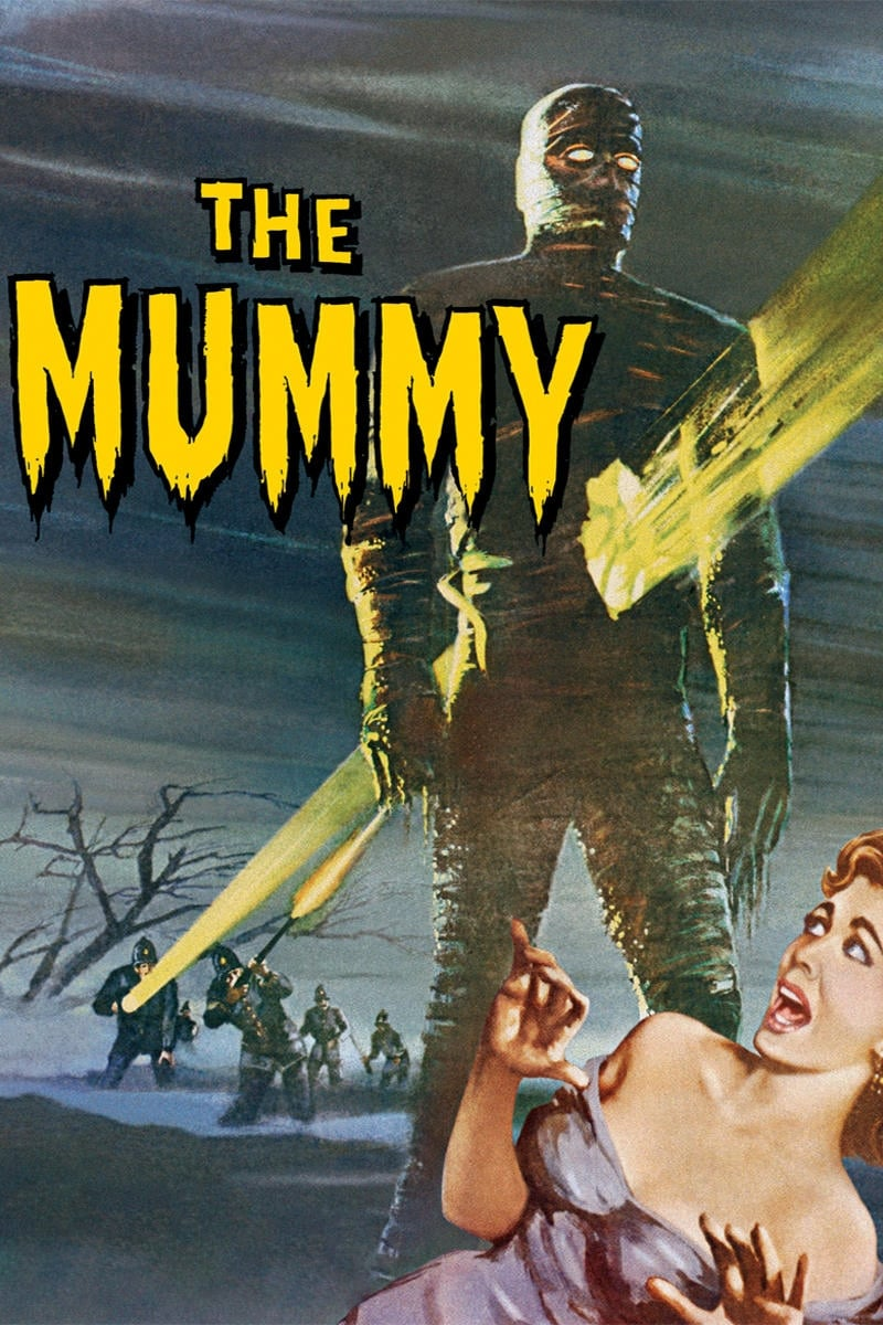 Poster for The Mummy (1959)
