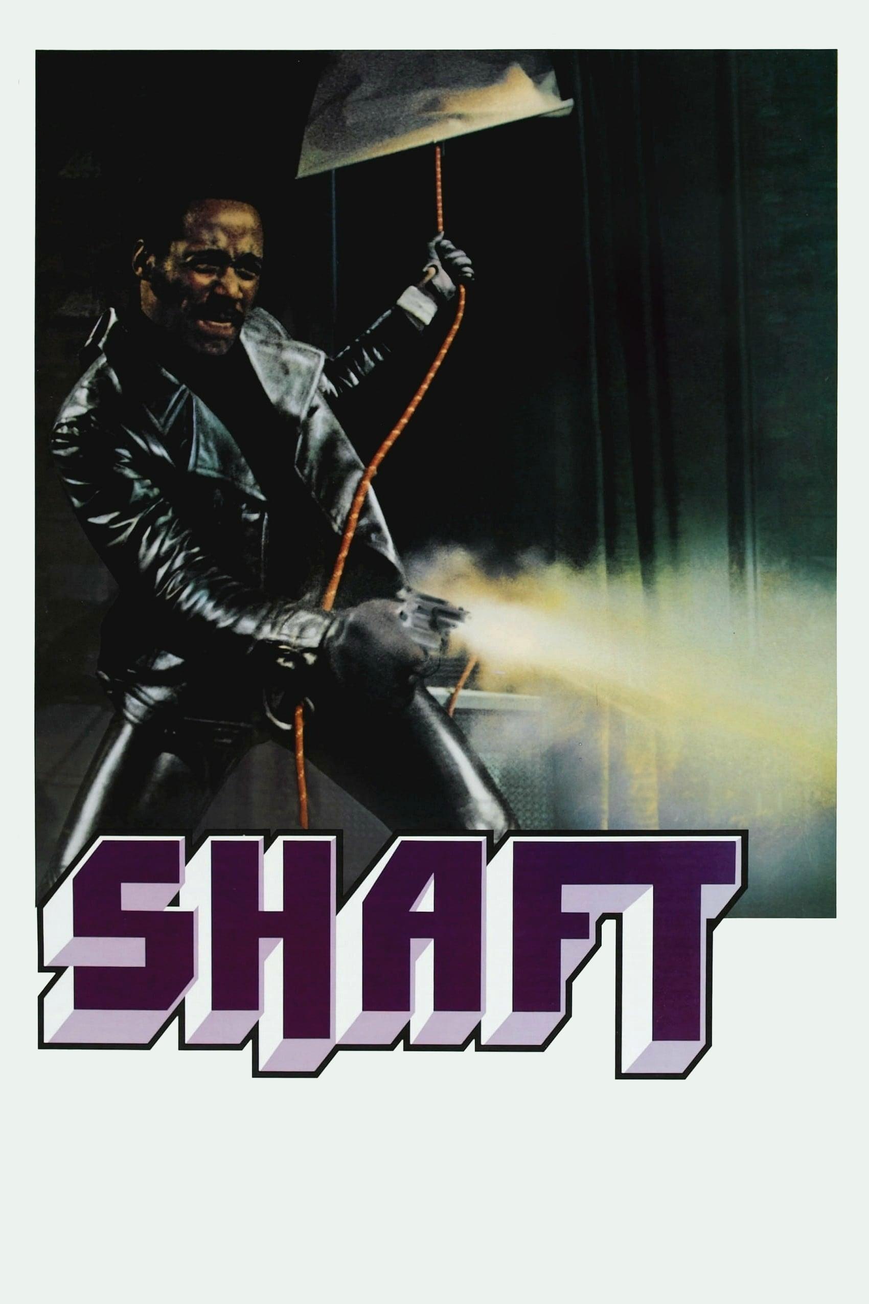 Poster for Shaft (1971)