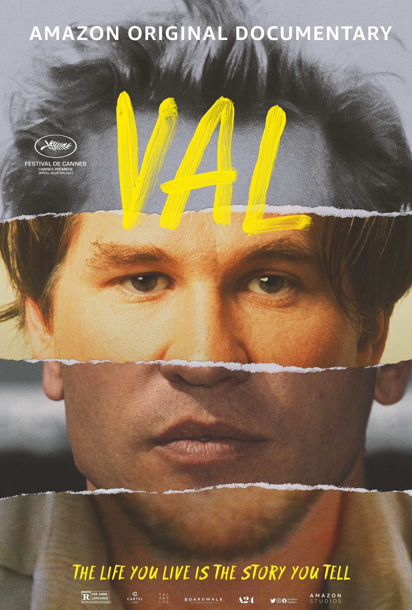 Poster for Val