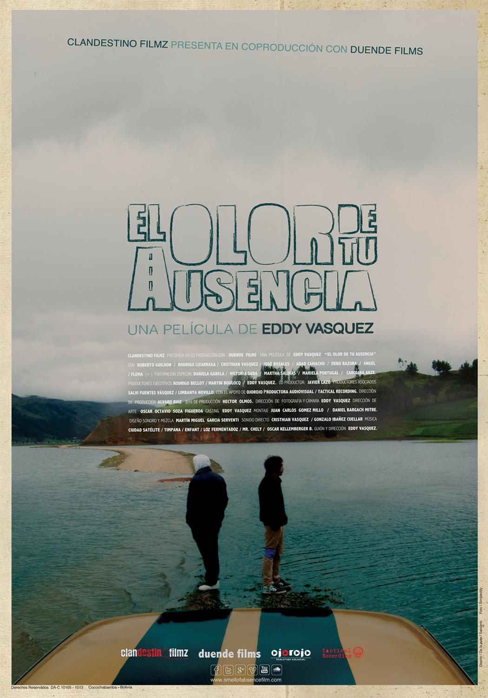 Poster for El Olor de tu Ausencia (2013)
