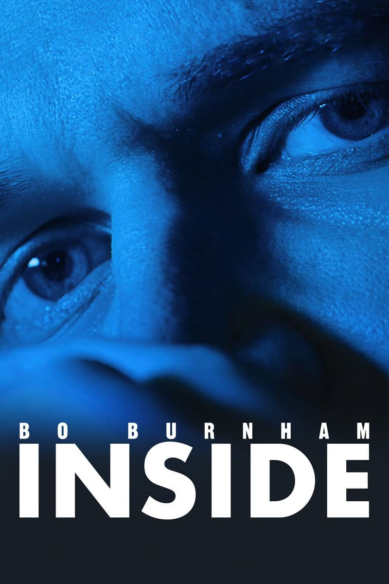 Poster for Bo Burnham: Inside