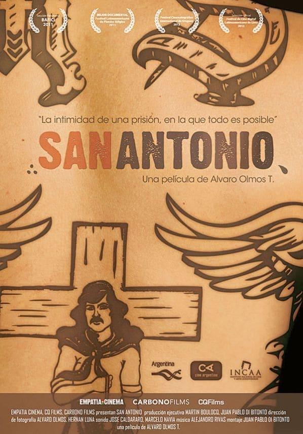 Poster for San Antonio (2011)