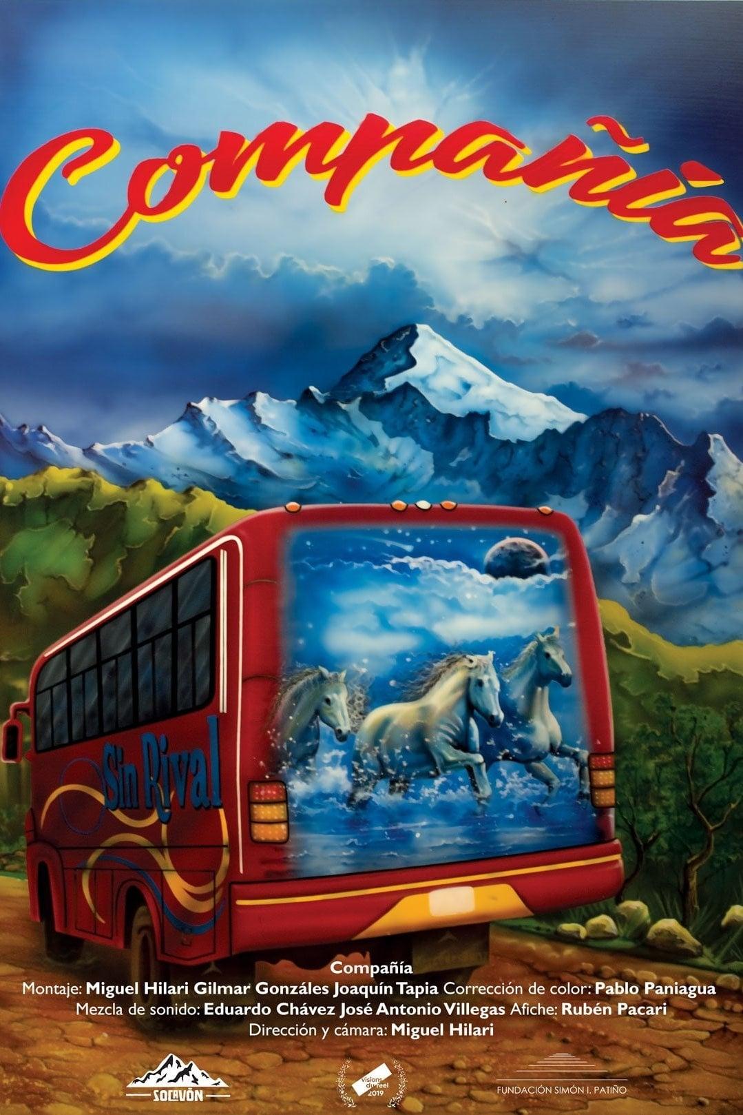 Poster for Compañía (2019)