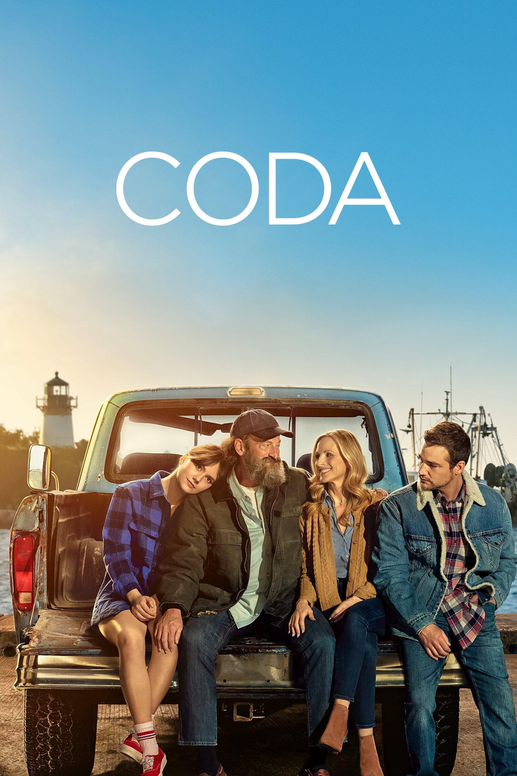 Poster for CODA