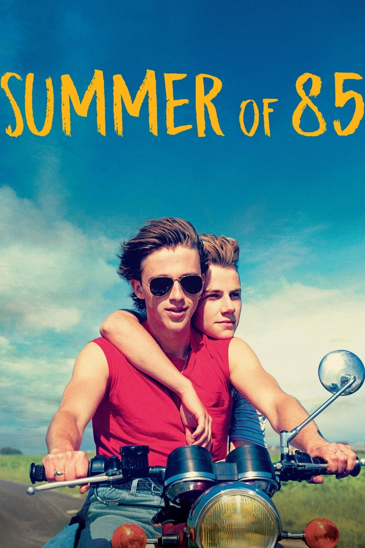 Poster for Summer of 85 (2020)