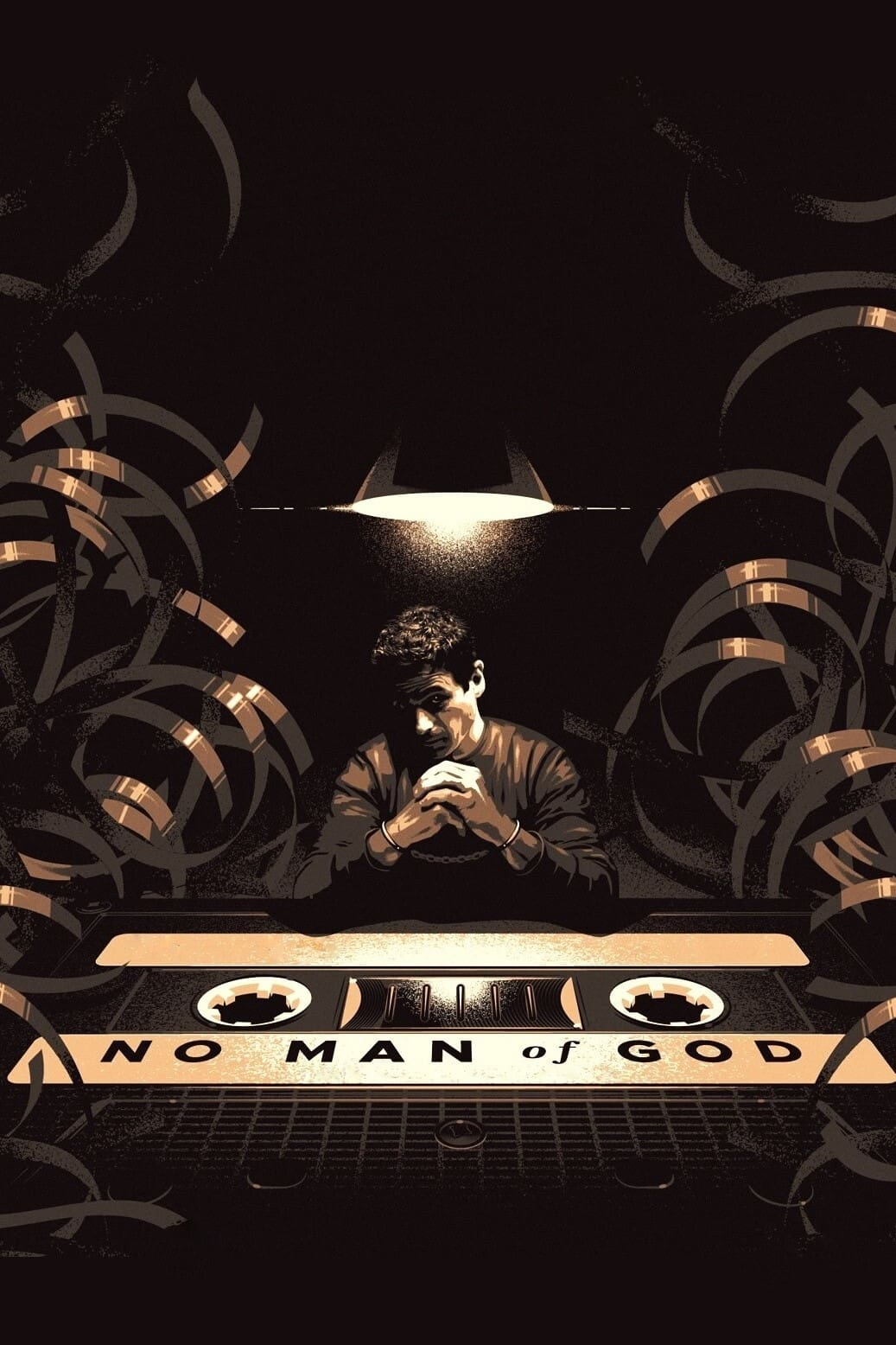 Poster for No Man of God (2021)