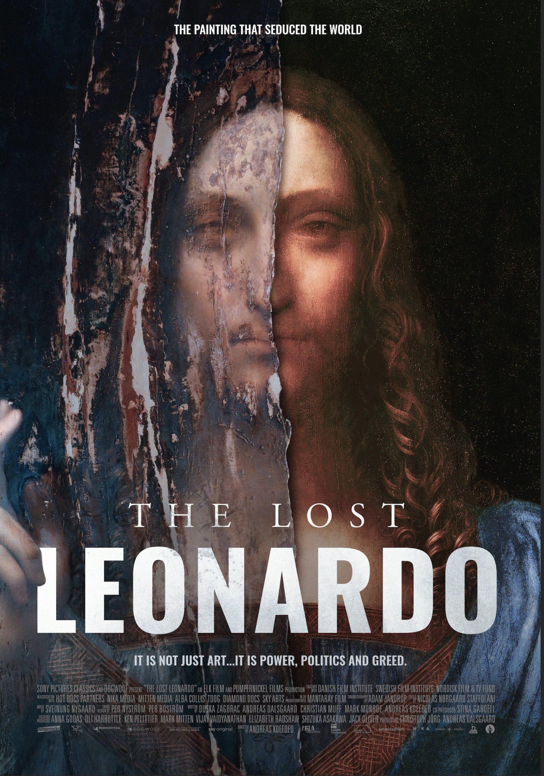 Poster for The Lost Leonardo