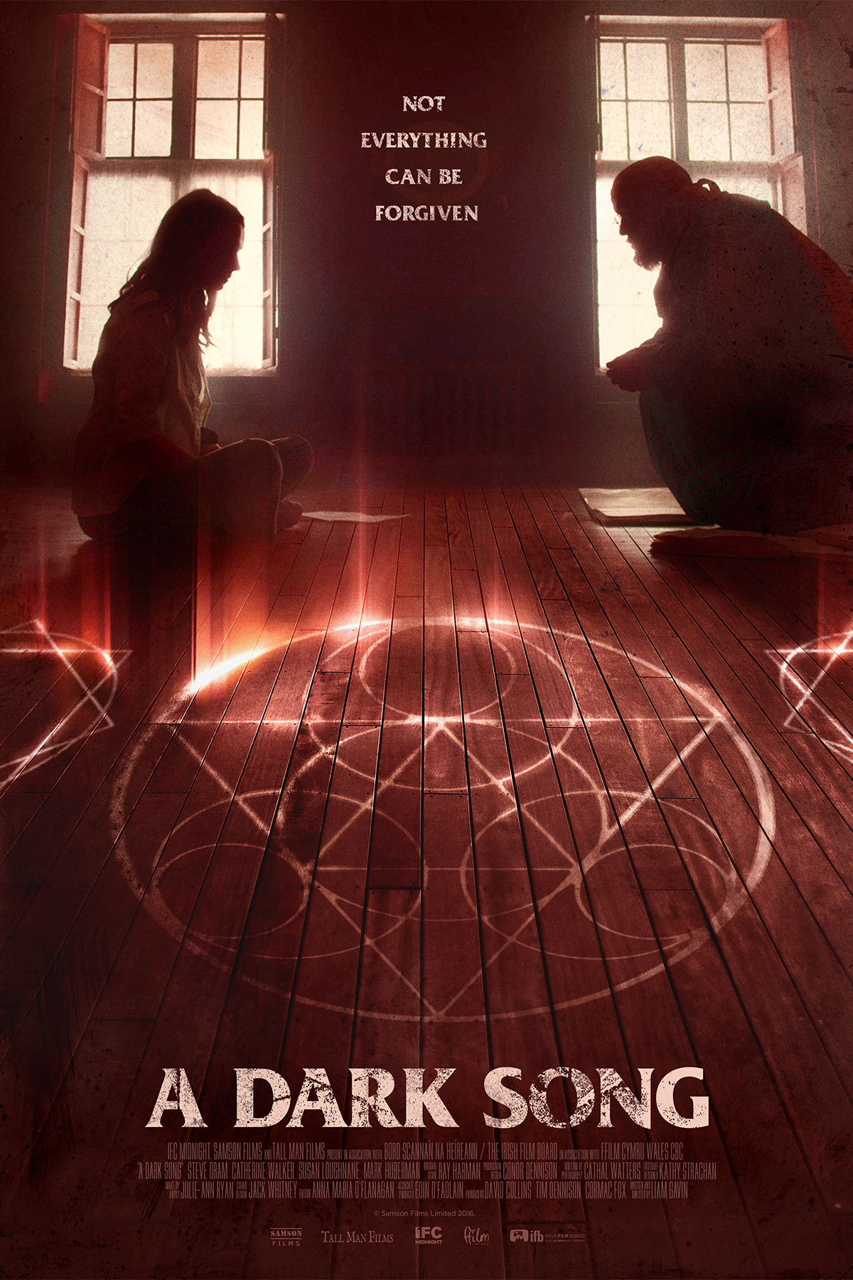 Poster for Fright Club: A Dark Song (2016)