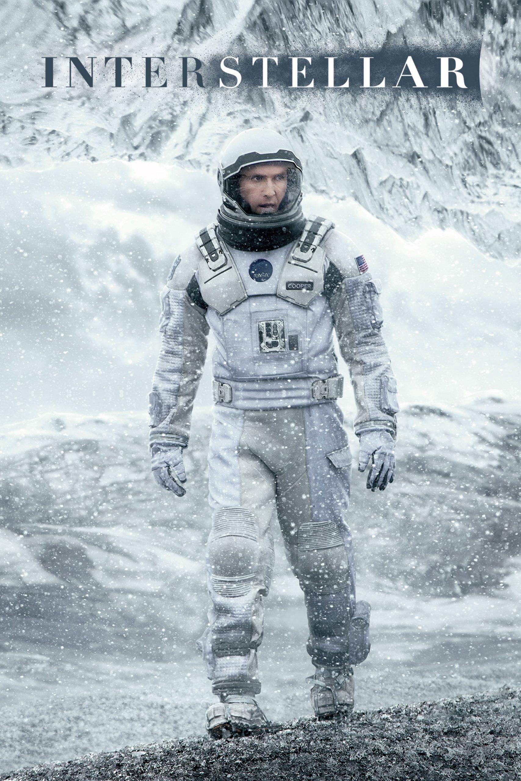 Poster for Interstellar (2014)