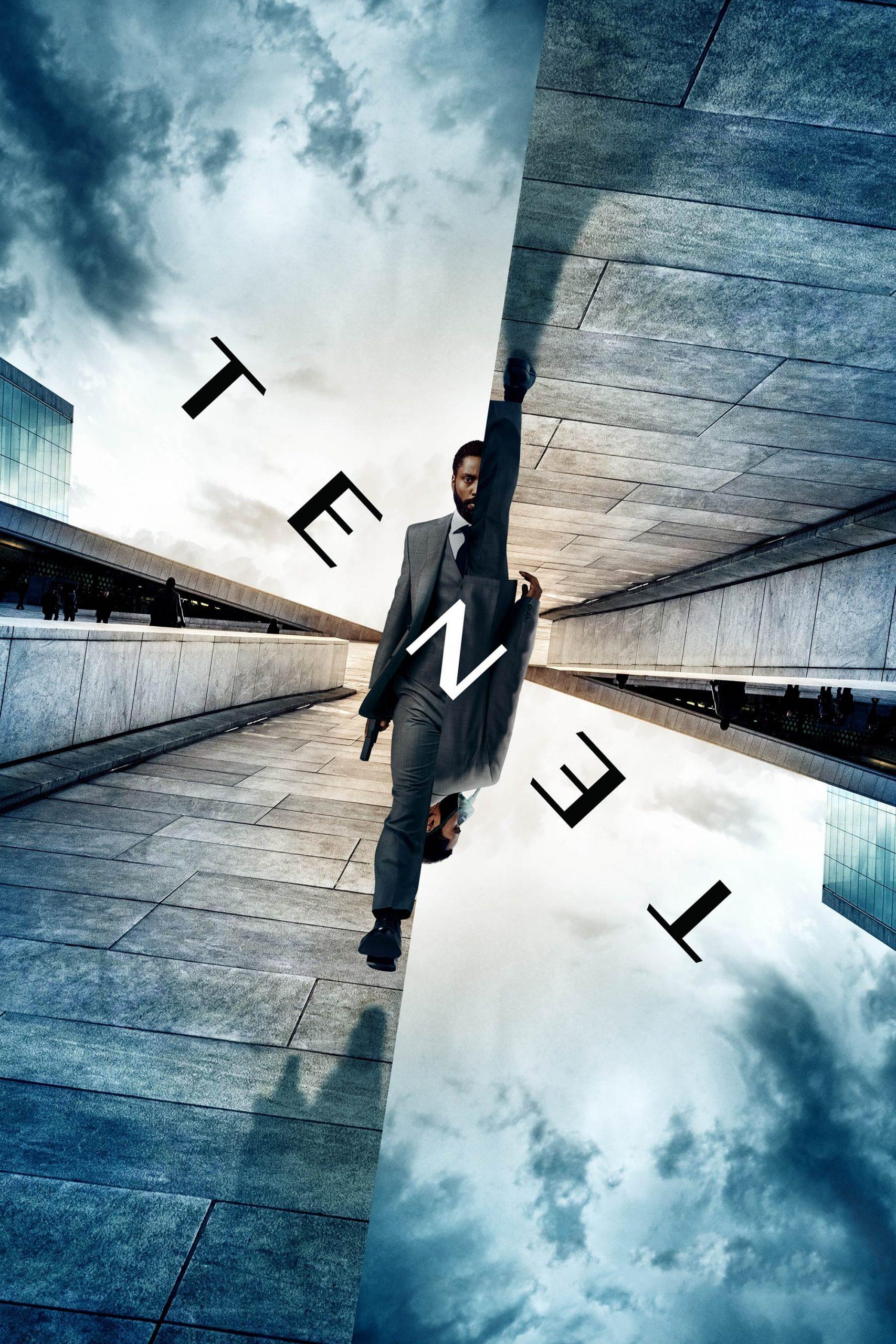 Poster for Tenet