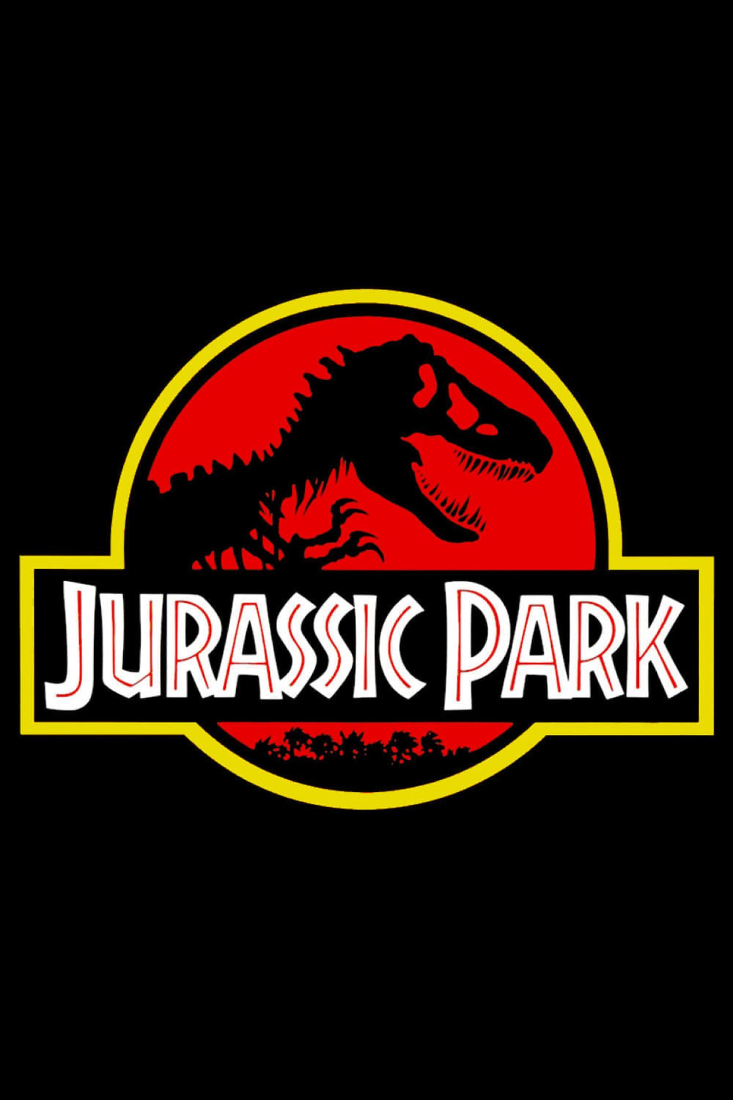 Poster for Jurassic Park (1993)