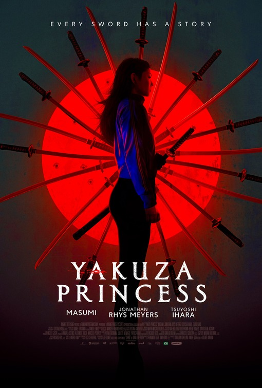 Poster for Yakuza Princess